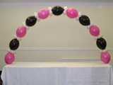 Linked Table Arch