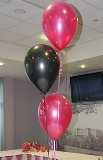 3 Latex Balloon Centrepiece